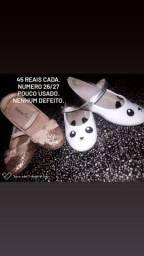 Sapatos lindos de princesa. Whats *