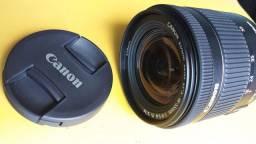 Lente Canon 18-55  Nunca Usada.