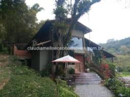 Bingen vendo linda casa, aceita apto 3 qtos parte pgto. R$ 1300.000,00