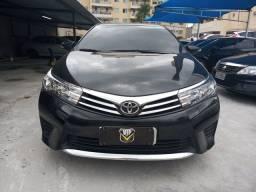Toyota Corolla Gli 2015 com GNV novissimo.