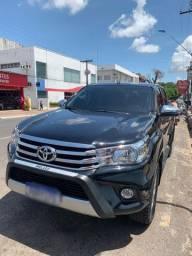 VENDO HILUX 4x4 SRV FLEX 2018/2018