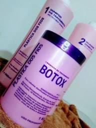 Kit Plástica dos fios (Botox)