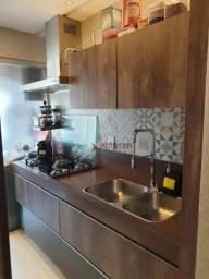 Apartamento com 3 dormitórios à venda, 78 m² por R$ 330.000,00 - Parque Amazônia - Goiânia
