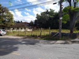 Terreno localizado próximo a BR 470 esquina com a Rua Johann Sachse, contendo 1.126 m2 de