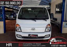 HYUNDAI HR 2.5 LONGO SEM CAÇAMBA 4X2 16V 130CV TURBO INTERCOOLER DIESEL 2P MANUAL