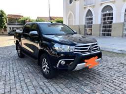 HILUX 2018/2018 2.7 SRV 4X4 CD 16V FLEX 4P AUTOMÁTICO