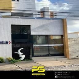Apartamento com 3 dormitórios à venda, 104 m² por R$ 380.000 - Tambauzinho - João Pessoa/P