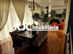 Casa à venda com 4 dormitórios em Alto da boa vista, Rio de janeiro cod:MBCA40148