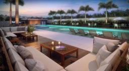 Renata Parque, Apartamento com 98m² e 118m² próximo da Washington Soares Novo