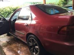 Honda Civic Ex 1993 AT