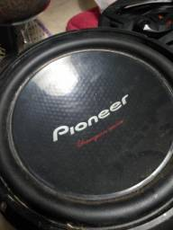 Auto falante Pioneer Champions Serie