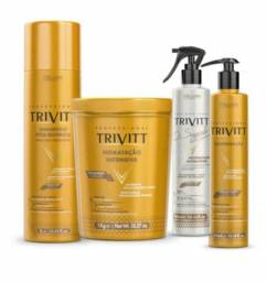 Kit de tratamento capilar Profissional Trivitt