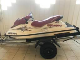 Jet Ski Seadoo Gs 2000 - Documentado