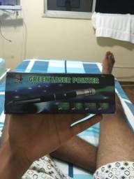 Vendo laser verde usado