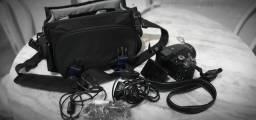 Vendo Câmera semi profissional Nikon colpix P510 .Aceito cartão.