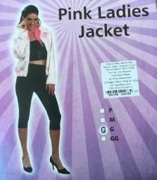 Linda fantasia Pink ladies nova TAM G