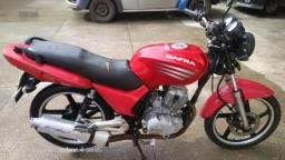 Moto dafra - 2011
