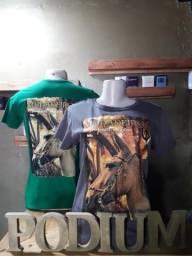 MULADEUROS 25,00 cada ou 5 camisas por 100,00