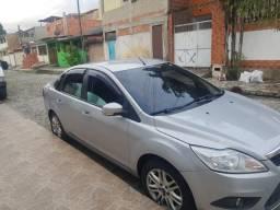 Carro Ford Focus sedan 2.0 16V Com Gnv Ano 2013 - 2013