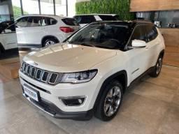 Jeep Compass Limited 2.0 Automatico Flex 2018 - 2018