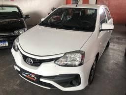 Toyota etios x 1.3 completo R$36.900 - 2018
