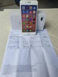Iphone 8 Plus 256gb de memória LEIA