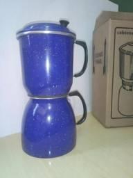 Cafeteira Em Alumínio Tipo Italiana ( Preços especiais para Atacado )