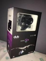 Filmadora Dub Hero 8+ 4K Kit