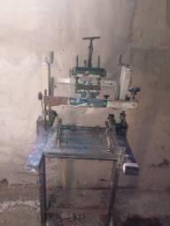 Máquina imprimir caneta