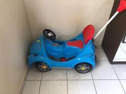 Carrinho De Passeio Fouks Azul - Calesita