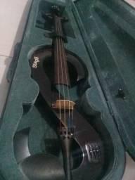 Violino Stagg EVN 4/4 eletroacústico