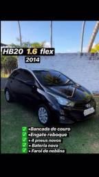 Hb20 1.6 flex 2014 - 2014
