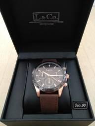 Relógio L&Co. Timepieces