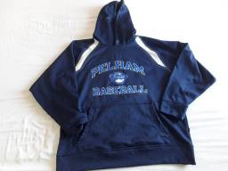 Blusa moletom Pennant Sportswear - Pelham Baseball original masculina tamanho M