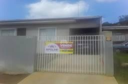 Casa à venda com 2 dormitórios em Jardim monte santo, Almirante tamandaré cod:926350