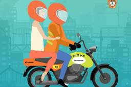 Mototaxi   e motoboy pequenas encomendas