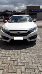 Honda civic exl 2.0 2016/2017 flex 16v automático 4p