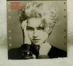 MADONNA LP VINIL- LUCKY STAR