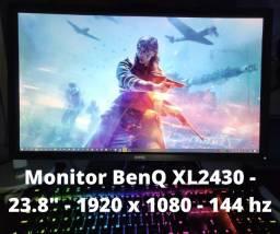 Monitor BenQ Zowie XL 2430 - Pouco mais de 1 ano de uso