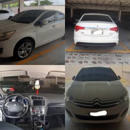 Citroen C4 lounge Exclusive. (Bem conservado!!)