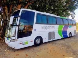 Busscar Hi Rodoviário Mercedes Bens O500r Com Ar Banheiro
