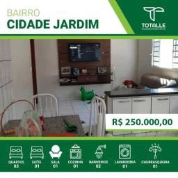 Casa para Venda Penápolis / SP Cidade Jardim