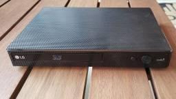 Blu-Ray/DVD/CD Player Full HD 3D LG BP450
