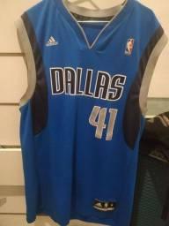 Camisa Dallas Mavericks Adidas