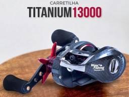 Carretilha Titanium 13000