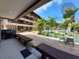 Título do anúncio: Oka Beach Residence Apartamento térreo com 2 quartos - Muro Alto