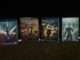 DVDs Resident Evil