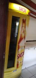 Freezer vitrine Skoll