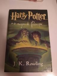 Harry Potter e o Enigma do Príncipe - seminovo