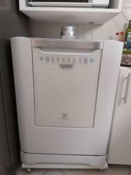 Máquina de lavar louça para reaproveitamento